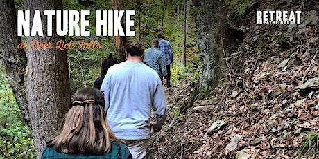 Pathfinders | Nature Hike at Deer Lick Falls tickets