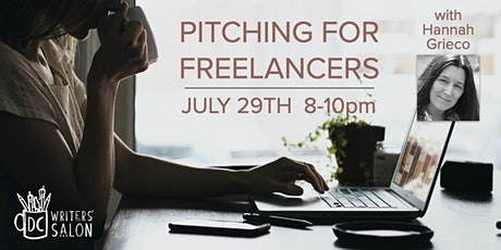 DC Writers' Salon: Pitching for Freelancers tickets