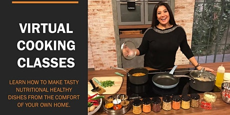 INDIAN COOKING CLASSES tickets