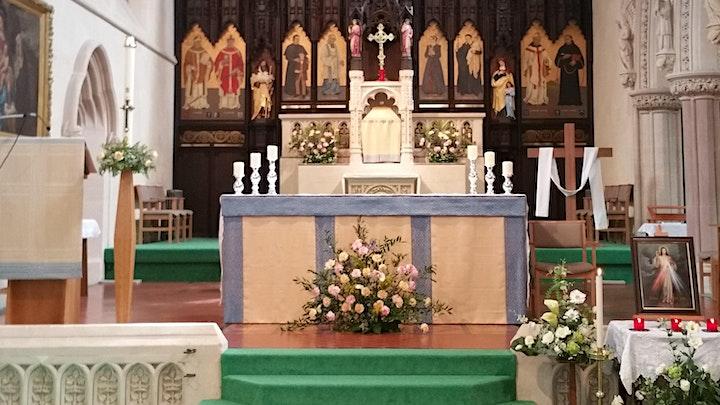 Celebration of  Mass image