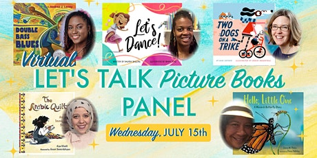 Let's Talk Picture Books!  A Virtual Panel tickets