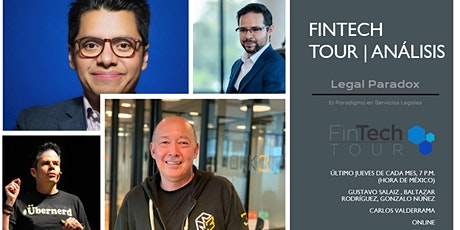 FinTech Tour / Análisis Julio tickets