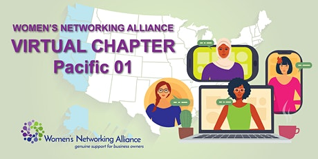 Women's Networking Alliance Ch. P01 Meeting (Virtual) tickets