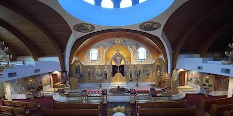St. Marina - Orthos and Divine Liturgy tickets