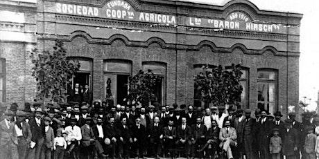 Historia de los judíos en Argentina entradas