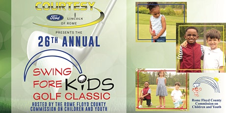 26th Annual Swing FORE Kids Golf Classic tickets