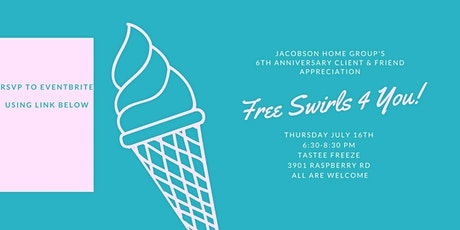 I Scream For Ice Cream Summer Client & Friends Event tickets