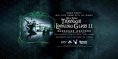 White Rabbit: Through The Looking Glass II tickets