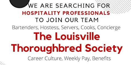 Louisville Thoroughbred Society Job Fair tickets