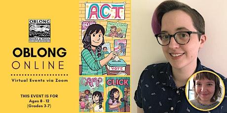 OBLONG ONLINE: Kayla Miller - ACT, with Jennifer Quinn-Carl tickets