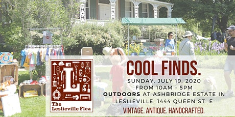 The Leslieville Flea at Ashbridge Estate tickets