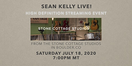 Sean Kelly Live - Hi-Definition Streaming Concert tickets