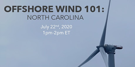 Offshore Wind 101: North Carolina tickets