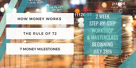 Begin Rich & Learn How Money Works - Masterclass tickets