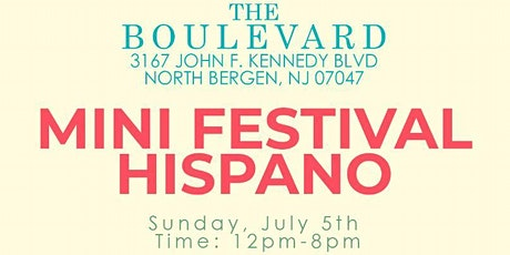 Mini Festival Hispano tickets
