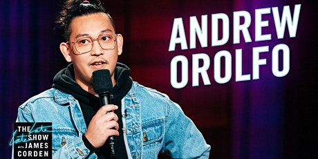 """Andrew Orolfo from Netflix """"In His Elements"""" and Coming to the Stage tickets"""