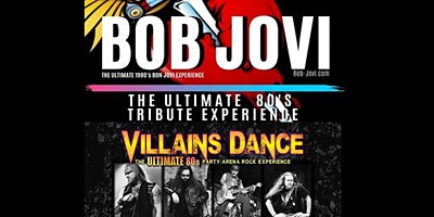 Bob Jovi and Villains Dance