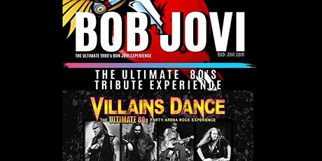 Bob Jovi and Villains Dance tickets