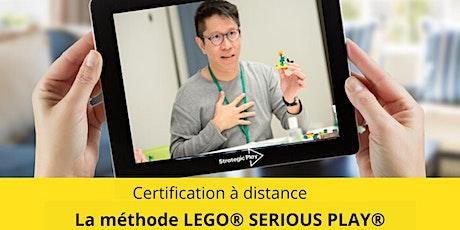 Formation En ligne: Coaching Créatif avec la méthode LEGO® SERIOUS PLAY® SG billets
