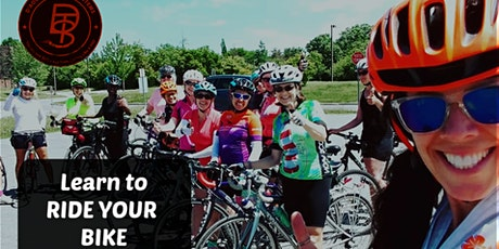 TWO Clinics: Learn To Ride your Bicycle  & Bike Maintenance Clinic tickets