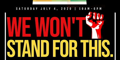 We Won't Stand For This-Protest Sit In at The Supreme Court! tickets