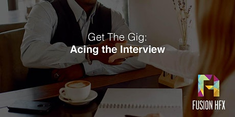 Get the Gig: Acing the Interview - Workshop tickets