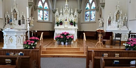Friday, July 10th - 9 a.m. Mass tickets