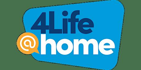4Life At Home en Español entradas