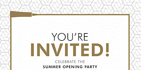 Summer Opening Party tickets