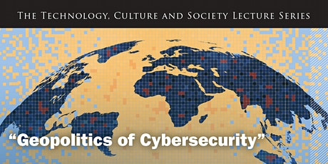 "Lecture by Jayshree Pandya: ""Geopolitics of Cybersecurity"" tickets"