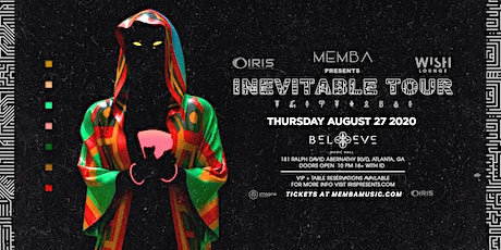 Memba - Inevitable Tour w/ Gilligan Moss |Wish Lounge @ IRIS| Thurs Aug 27 tickets