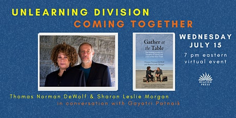 Thomas Norman DeWolf & Sharon Leslie Morgan: Coming Together tickets