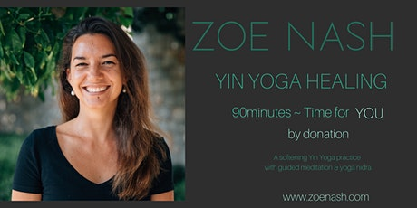 Yin Yoga Immersion with Zoe Nash tickets