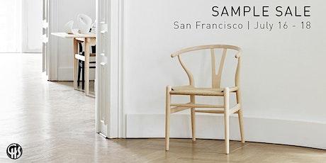 Carl Hansen & Søn Sample Sale tickets