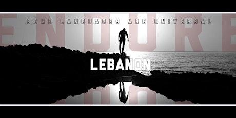 Endure: Lebanon tickets
