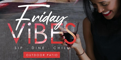 Friday  Vibes | Outdoor Day Party (Garage Boston)  - RSVP REQUIRED tickets