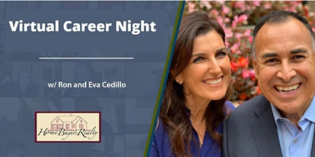 Home Buyers Realty's Real Estate Virtual Career Night tickets