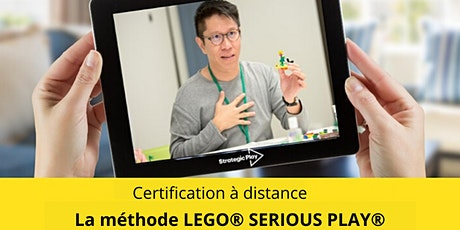 Formation En ligne: Coaching Créatif avec la méthode LEGO® SERIOUS PLAY® SG tickets