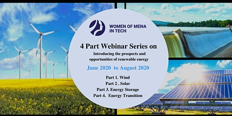 WoMENAIT - Unveiling the future of Renewable Energy - Part 2 tickets