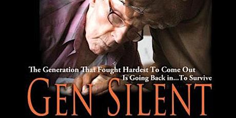 Free digital screening of GEN SILENT tickets