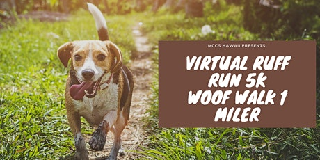 MCBH Ruff Run 5K/Woof Walk 1 Miler tickets
