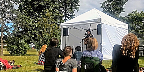 Physically Distanced Outdoor Concert with Oliver Swain Powell River tickets