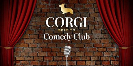 Copy of Corgi Comedy Club (Outdoor) tickets