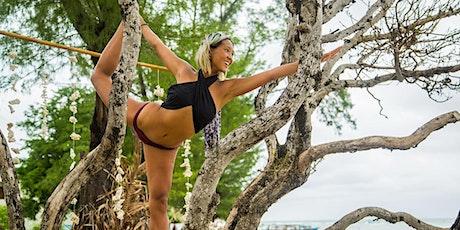 Free 60 Minute Virtual Online Yoga with Teresa Yung -- AZ tickets