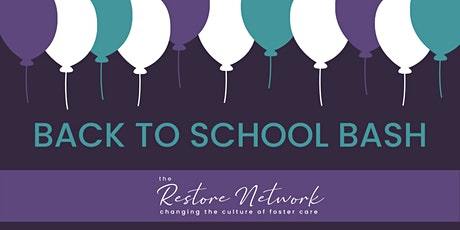 Williamson County Restore Network Back To School Bash tickets