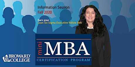 Mini MBA Virtual Information Session tickets