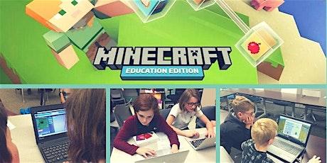 Summer Camp: Minecraft Mania: Grade 4-5: CALGARY tickets