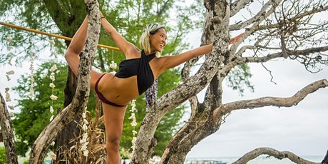 Free 60 Minute Virtual Online Yoga with Teresa Yung -- TX tickets