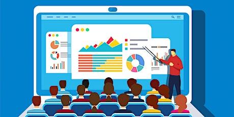 Low-tech, high impact online teaching tickets
