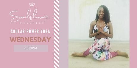 Soular Power Yoga Flow tickets